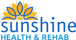Sunshine Health & Rehab Logo, Rehabilitation Center in Spokane Valley, WA